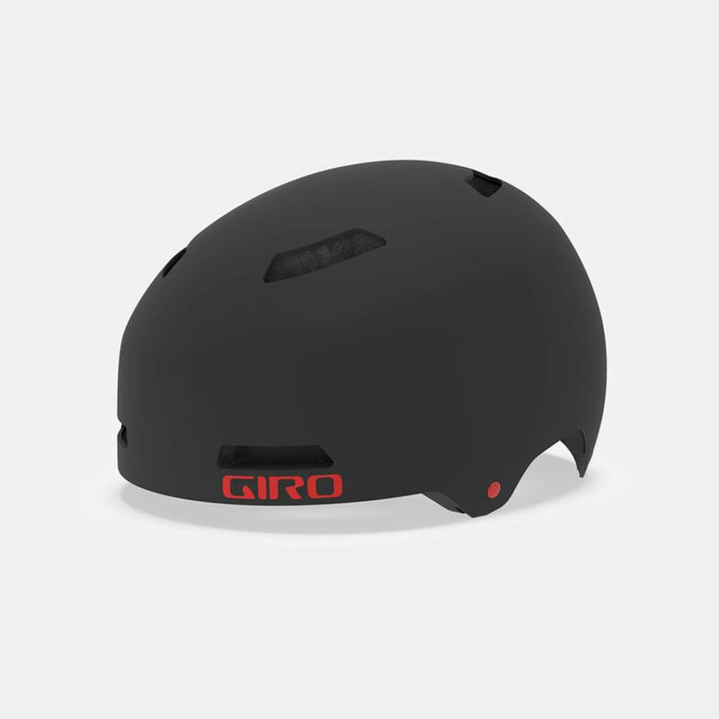 Giro Quarter Helmet Black