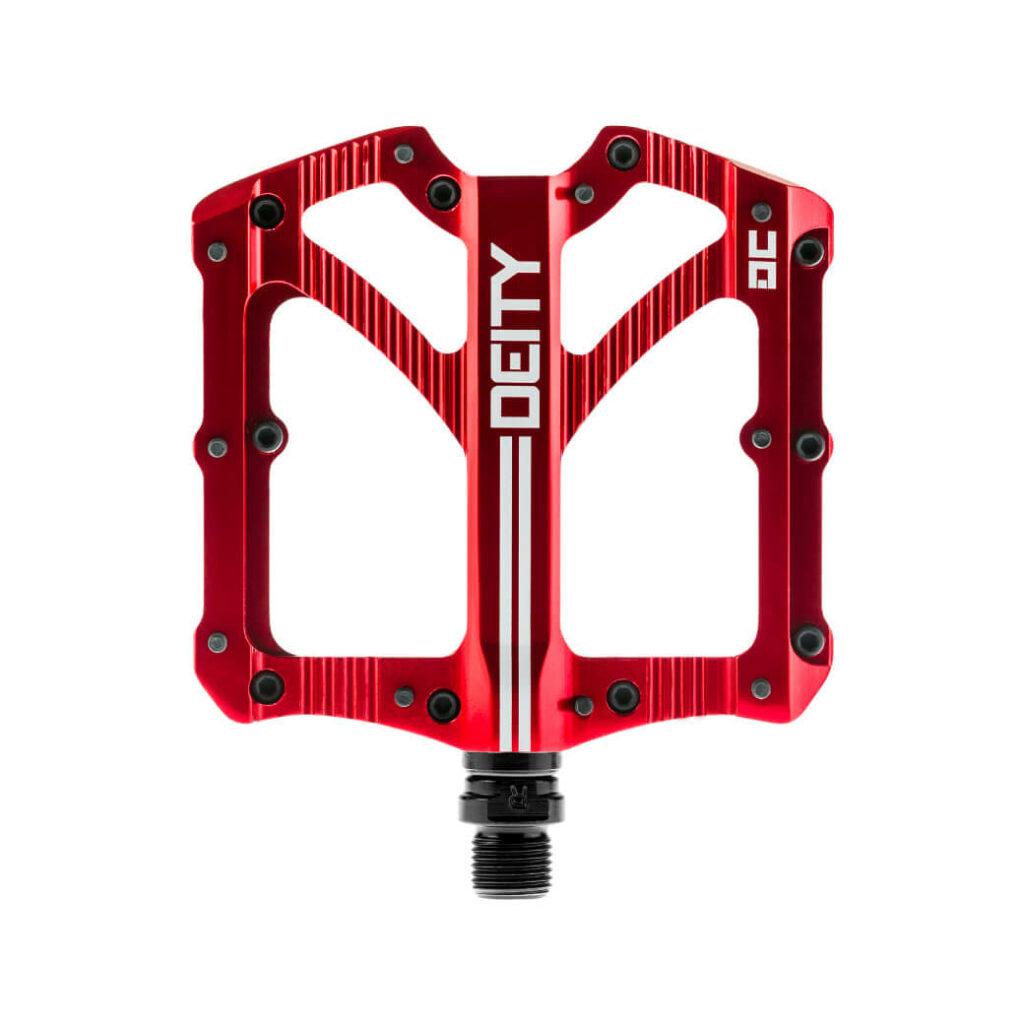 Deity Pedals Bladerunner RED