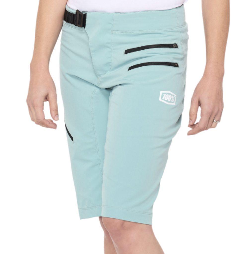 AIRMATIC Wmn Shorts Seafoam
