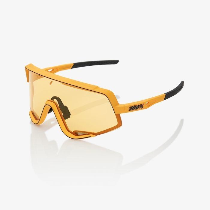 Glendale - Soft Tact Mustard - Yellow Lens