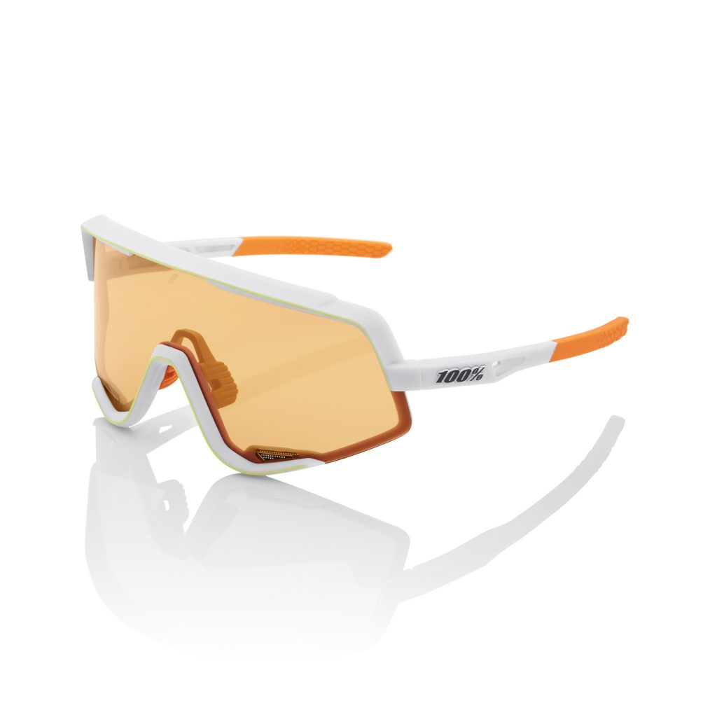 glendale soft tact off white - persimmon lens