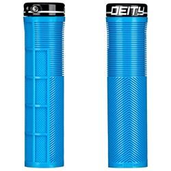 Deity Knuckleduster Grips - Blue