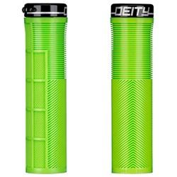 Deity Knuckleduster Grips - Green