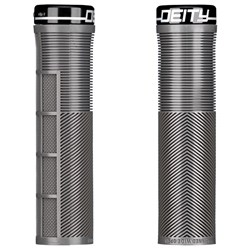 Deity Knuckleduster Grips - stealth grey
