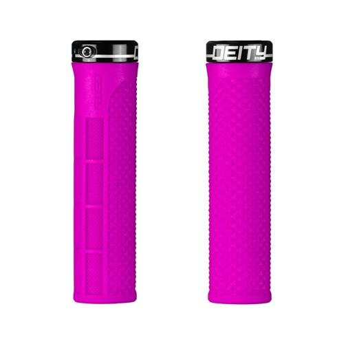 Deity Grips Lockjaw Pink
