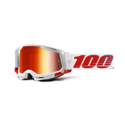 RACECRAFT 2 Goggle St-Kith - Mirror Red